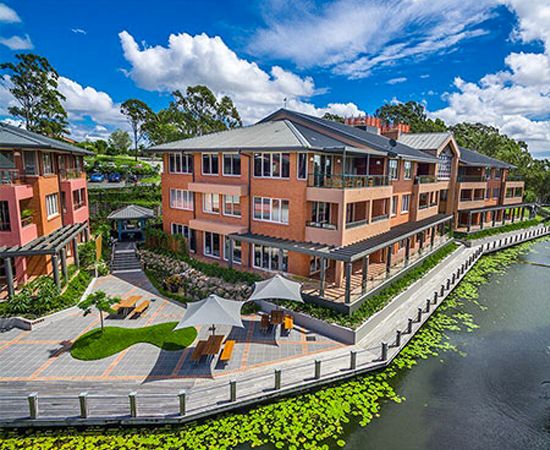 Clarence Property release corporate park into market blog Lakehouse